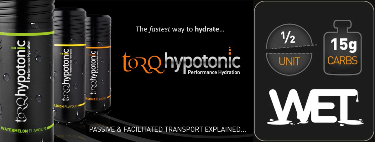 TORQ Hypotonic - The fastest way to hydrate